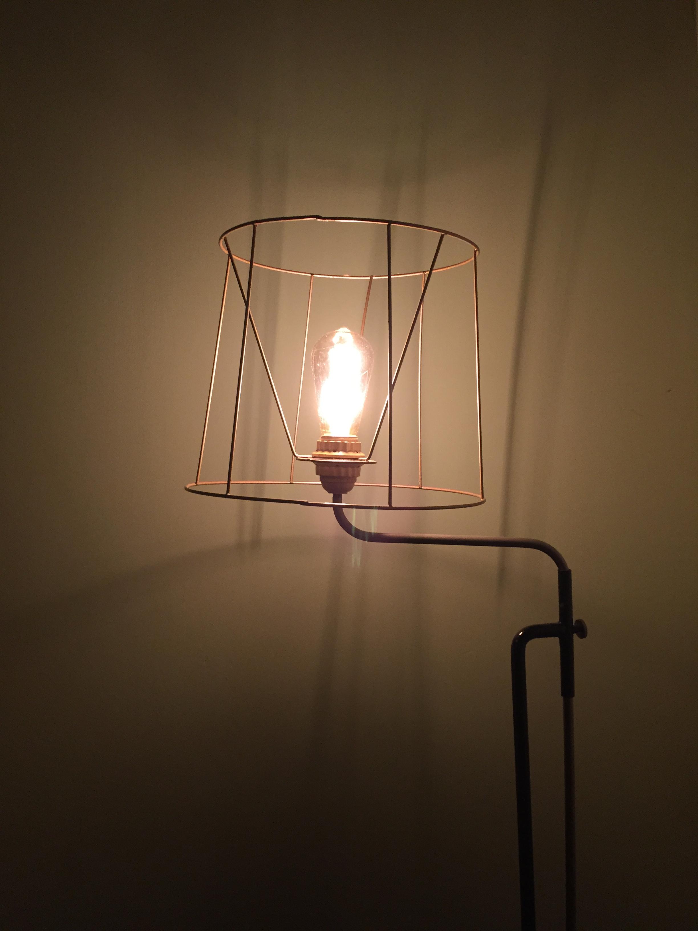 grootmoeders lamp